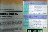 An Acoustic Evening with duran Duran 1993