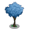 Blue Tree-icon