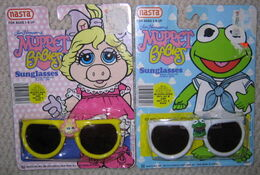 1988 nasta muppet babies sunglasses
