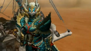 Jinouga armor