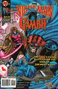 Night Man Gambit Vol 1 2