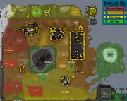 Wildy Revenant Map