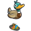 Duck Float-icon