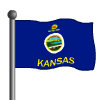 Kansas Flag-icon