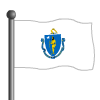 Massachusetts Flag-icon