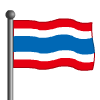 Thailand Flag-icon