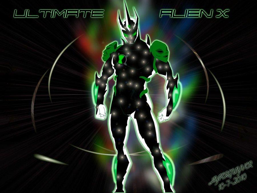 Rmacion En Ingles Ultimate Alien X Serie Ben 10 Alien Experimental