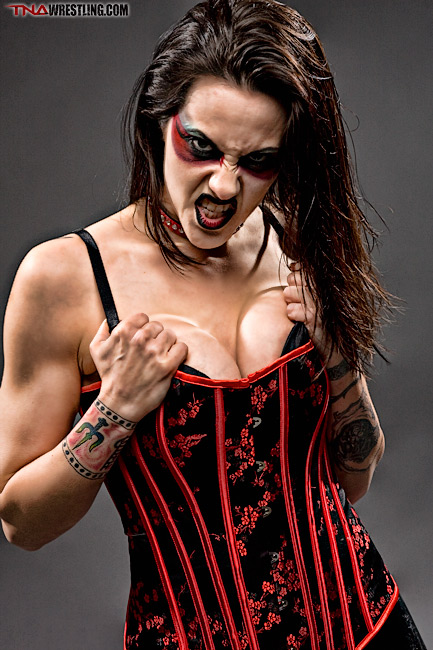 You tell, pro wrestler daffney unger naked pics