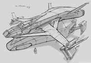 CNCTW Dropship Concept Art 4