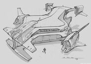 CNCTW Dropship Concept Art 5