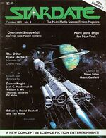 Stardate volume 1 issue 8 cover