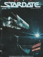 Stardate volume 3 issue 4 cover