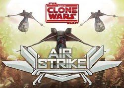 TCW Air Strike