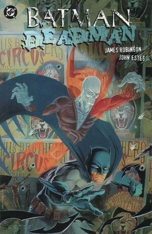 Cover for Batman/Deadman: Death and Glory #1