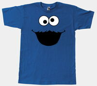 Bang-on series 1 cookie monster