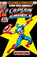 Captain America Annual Vol 1 5