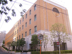 Kadokawa Shoten (head office)