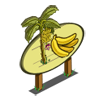 Banana Tree Mastery Sign-icon