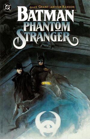 Cover for Batman/Phantom Stranger Vol 1 1 #1