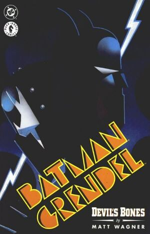 Cover for Batman/Grendel #1