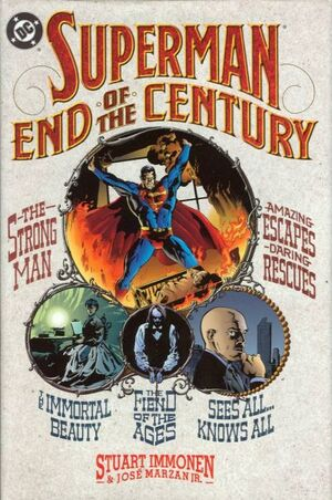 Cover for Superman: End of the Century #1