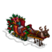 Winter Sleigh-icon