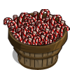 Candy Cane Bushel-icon