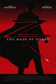 Mask of zorro ver2
