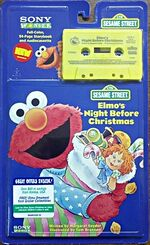 ElmosNightBeforeXmasBookTape
