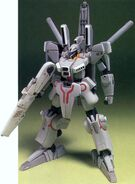 HGUC Gundam Mk.V Amuro Ray Colors
