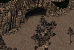 Mercenaries&#39; Cave Front