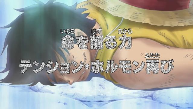 one piece episode 477 animewaffles