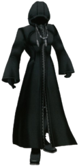 Kingdom Hearts - Organization XIII Cloak