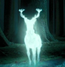 P3 Ciervo - Patronus Harry