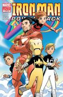 Iron Man and Power Pack Vol 1 1