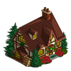 Winter Cottage-icon