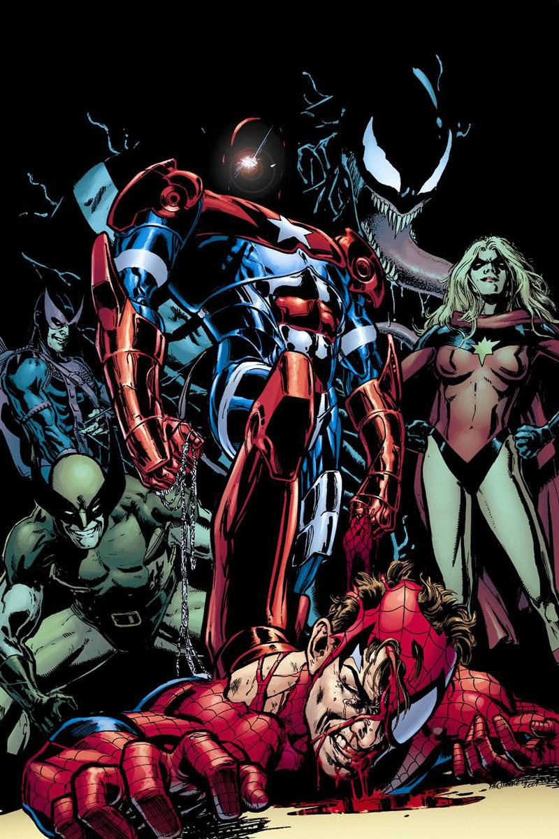 Spider man peter parker marvel comics database