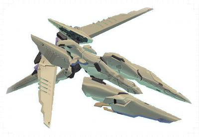 File:(47) Zone of the Enders 2nd Runer - Vic Viper Flight mode.jpg ...