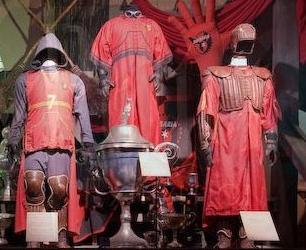 Tunicas de Quidditch - Harry Potter Wiki