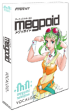 Ofclboxart icltd Megpoid Gumi