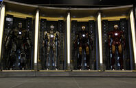 Hall of armor
