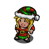 Elf Girl Gnome-icon