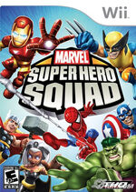 Marvel Super Hero Squad (Video Game)