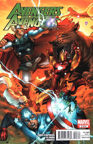 Avengers vs. Pet Avengers Vol 1 3