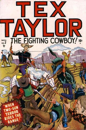 Tex Taylor Vol 1 2