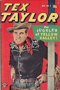 Tex Taylor Vol 1 5