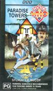 Paradise Towers VHS Australian cover