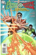 Green Lantern Plastic Man Weapons of Mass Deception 1