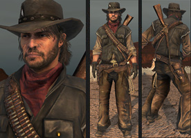 Bollard Twins Outfit - Red Dead Redemption Wiki