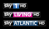 Sky 1 Living Atlantic 2011
